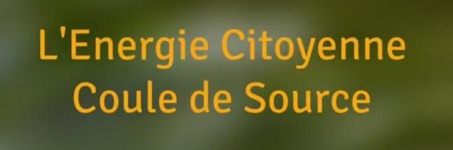 Nouvelle Vidéo: «L'Énergie Citoyenne Coule de Source»