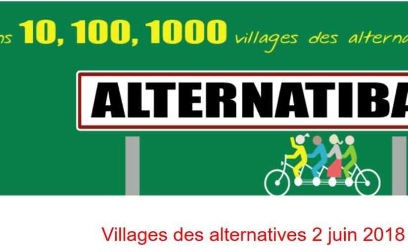 Village Alternatiba – 2 Juin Aix-en-Provence