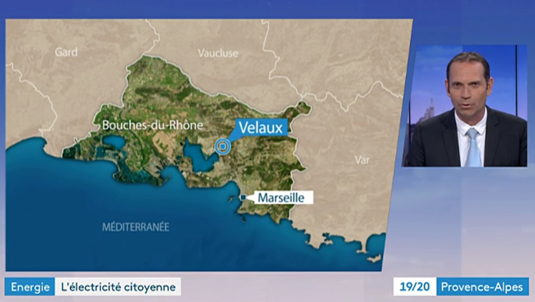 France 3 présente la nouvelle Marie-Thérèse
